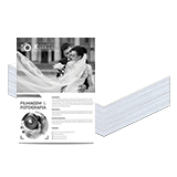 Flyer | 1000 unidades | Formato: 15x20 cm | Papel Offset 75g/m²
