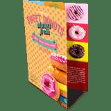 Folder 1 Dobra | Formato: 10x15 cm | Papel Offset 90g/m² | 4x4 cores | 250 unidades