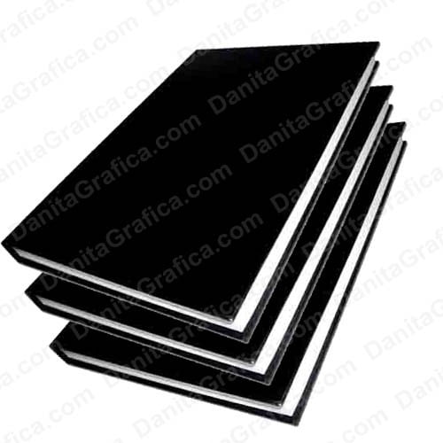 Livro de Registro de Receitas de Óticas Tamoio Ref. 2057 - 100 folhas c/ 3 unid.