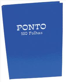 Livro de Registro de Ponto Tamoio Ref. 2049- 100 folhas C/ 05 unid