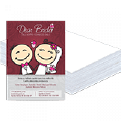 Flyer | 4x0 cores | Formato: 10x14 cm | Papel Couché Brilho 90g/m²