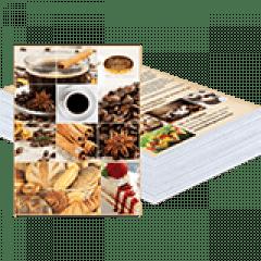 Flyer | 4x4 cores | Formato: 10x14 cm | Papel Couché Brilho 90g/m²