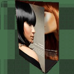 Folder 1 Dobra | 4x4 cores | Formato: 20x28 cm | Papel Couché Brilho 90g/m²